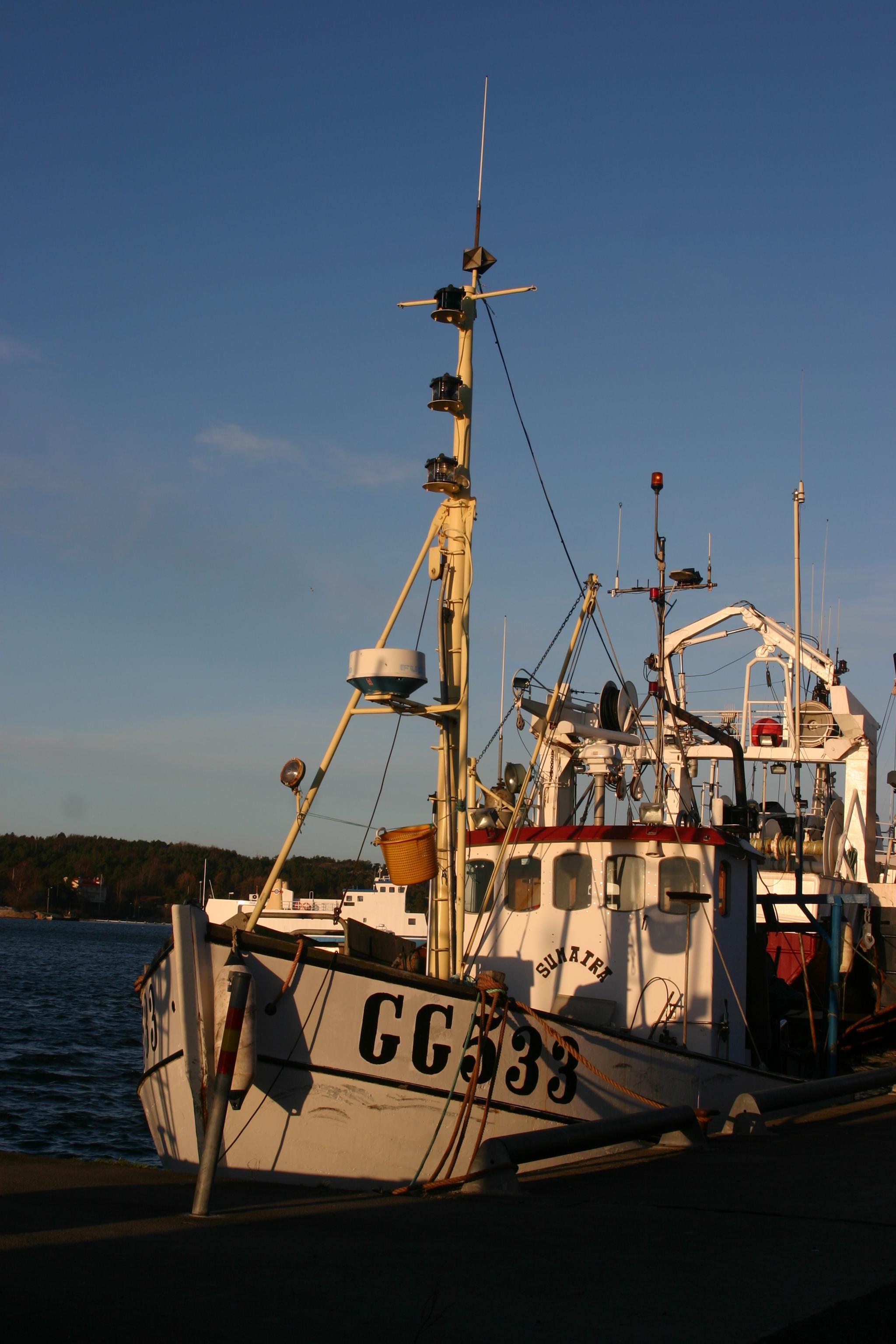 Accidentes marítimos, el temor del pescador
