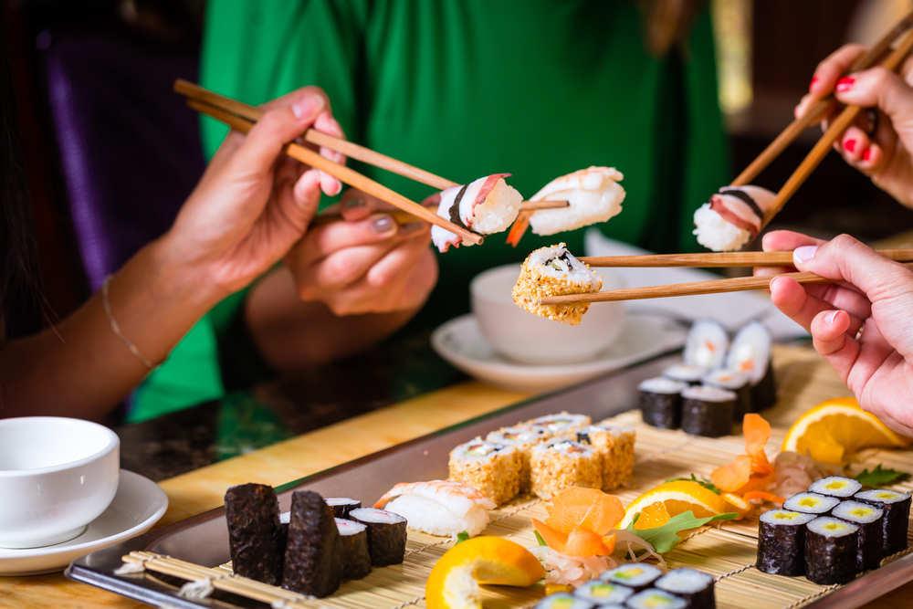 Sushi, el plato de moda en la restauración española
