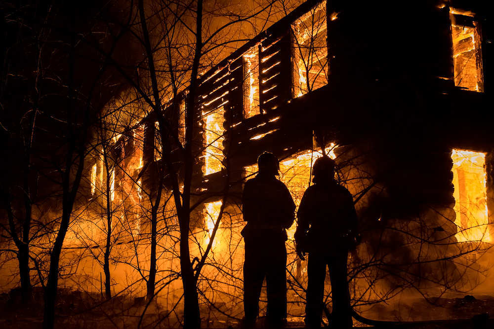Los incendios en viviendas copan las noticias españolas
