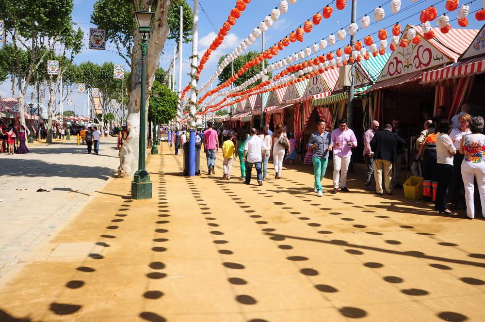 La Feria de Sevilla del 30 al 4 de Mayo