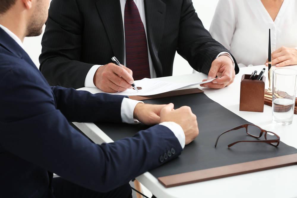 Los notarios, unos profesionales indispensables