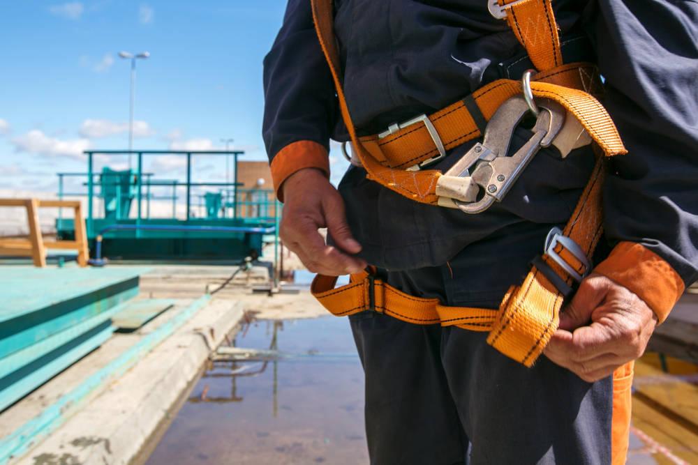 La seguridad es lo más importante en una construcción