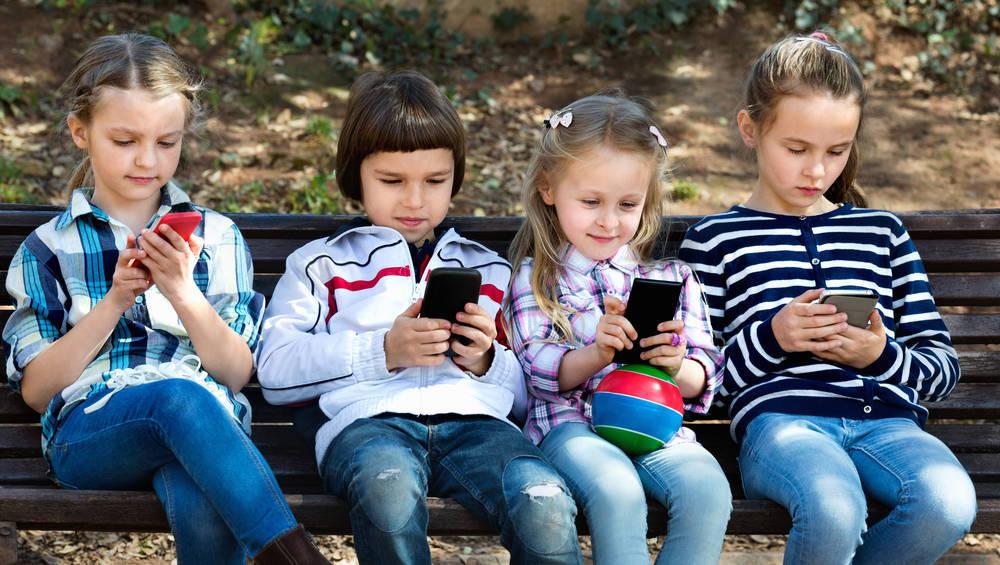 Los niños adictos a las nuevas tecnologías aumentan en España