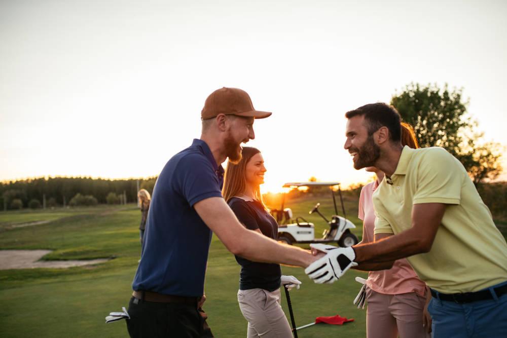 Los beneficios del golf