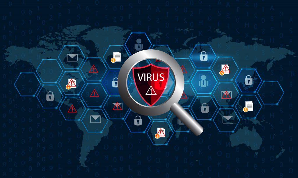 Los virus más dañinos de Internet