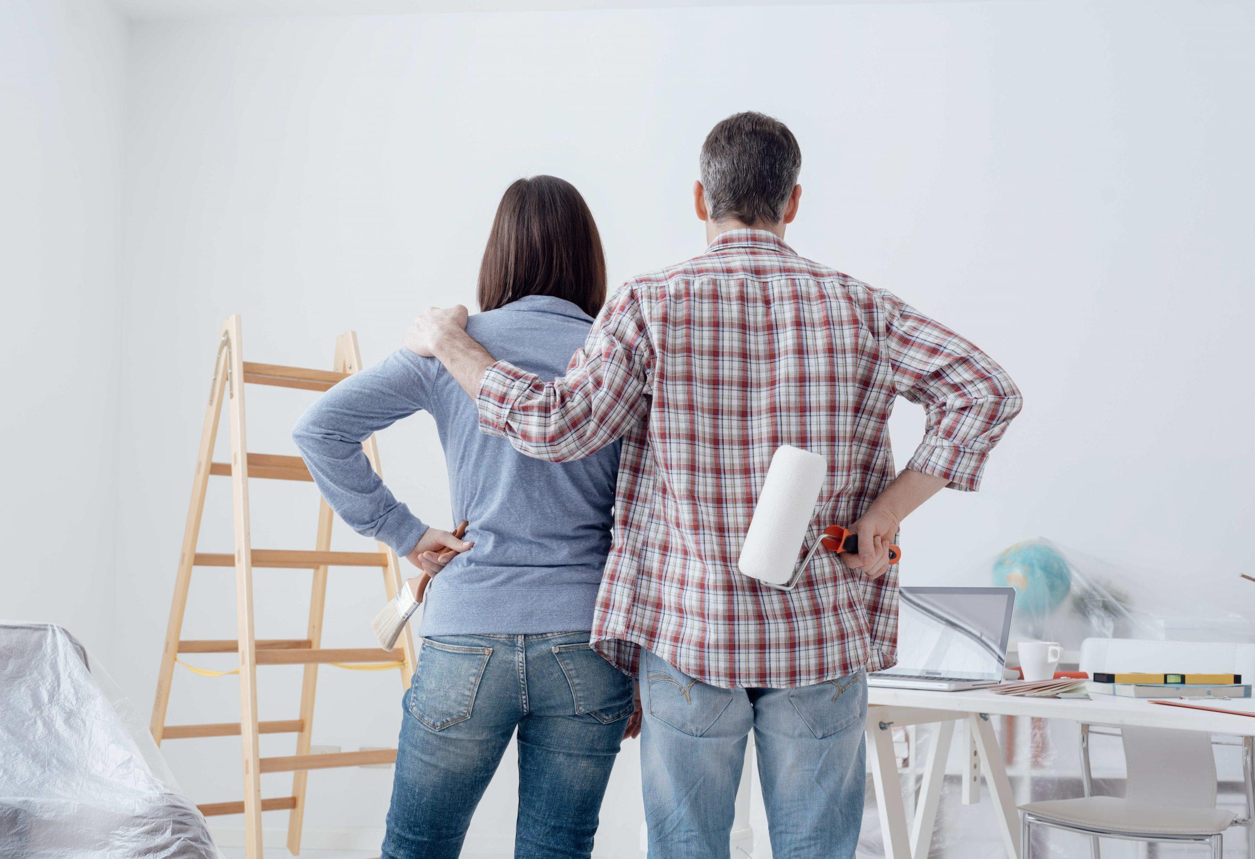 Remodelar nuestra propiedad sin perder la cabeza