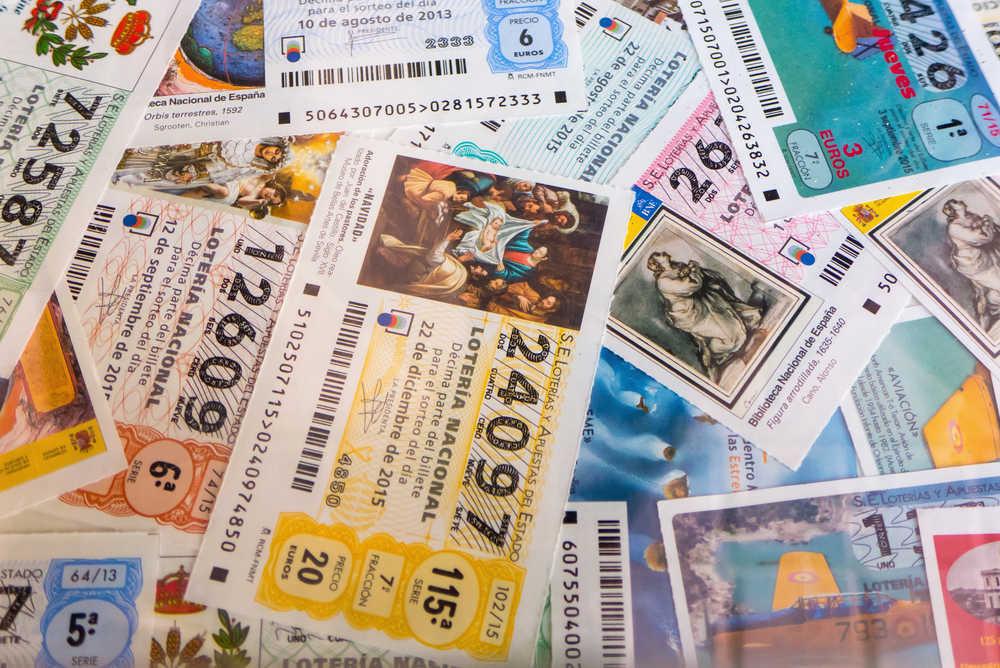 Cómo abrir una administración de lotería